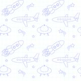 Fly background on paper Stock Photography