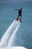 Fly Board Going Up! Stock Image