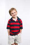 Fly Boy Royalty Free Stock Images