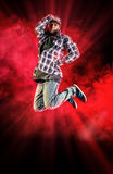Fly dancer Stock Images