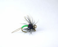 Fly for Fishing Royalty Free Stock Image