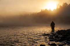 Free Fly Fishing Royalty Free Stock Photo - 38762855