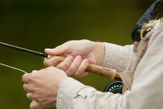 Free Fly Fishing Stock Photos - 9935603