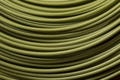 Fly Fishing Line Macro Royalty Free Stock Image