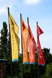Fly the Flags! Stock Photography
