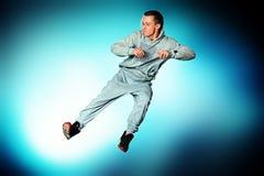Fly flexible Stock Image