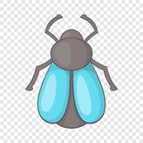 Fly icon, cartoon style. Fly icon. Cartoon illustration of fly vector icon for web vector illustration