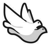 Fly peace Royalty Free Stock Photos