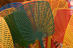 Fly swatters Stock Photography