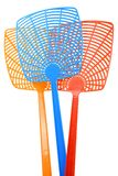Fly Swatters Royalty Free Stock Photography