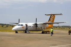Fly540 surfacent Photo libre de droits