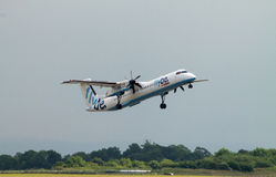 Flybe DHC-8 Stock Photos