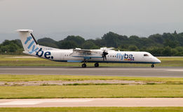 Flybe DHC-8 Stock Images