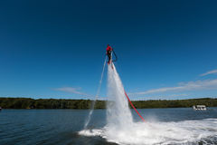 Flyboard Obraz Royalty Free