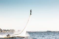 Flyboard Foto de Stock