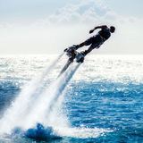 Flyboarding Stock Image