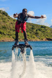Flyboarding Stock Images