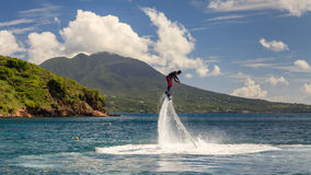 Flyboarding Stock Photos