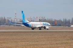 Flydubai波音737 (7000th波音737) 图库摄影
