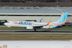 Flydubai Stock Fotografie