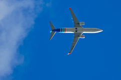 Flydubai Boeing 737 Stockfotografie