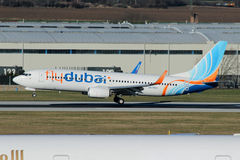 Flydubai Stock Photography