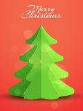 Flyer, Banner or Pamphlet for Merry Christmas. Royalty Free Stock Image