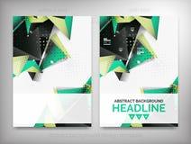 Flyer, Brochure Design Templates, Layouts Stock Image