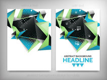 Flyer, Brochure Design Templates, Layouts Royalty Free Stock Image