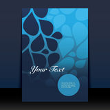 Flyer or Cover Design - Wedding, Greeting Royalty Free Stock Photos