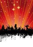 Spring Break Party. Flyer design for spring break party. Eps 10  file Stock Photos