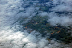 flyg Arkivfoto