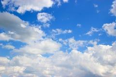 flyg- bakgrund clouds skysikt Arkivbild