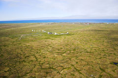 flyg- bakgrundsfoto Arkivbild
