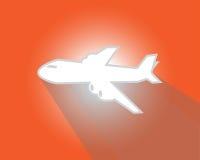 Flyg för luftnivå Royaltyfria Foton