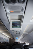 flyg info Royaltyfri Bild