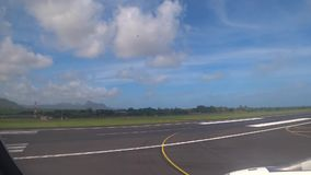 Flyg p? landningsbana