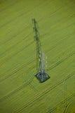 flyg- pylon Arkivfoton