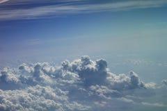 flyg- sikt Arkivfoton