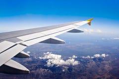 flyg- sikt Fotografering för Bildbyråer