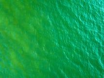 Flyg- sikt för havsyttersida Royaltyfri Bild