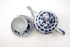 Flyg- Teapot Royaltyfria Bilder