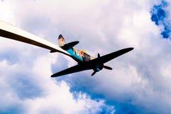 Flyg till evighet arkivfoton