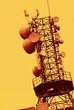 flyg- torn Fotografering för Bildbyråer
