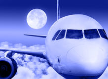 flyga för oklarheter Royaltyfri Fotografi
