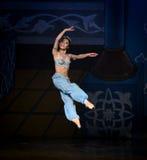 """Flyga som för balett""""One tusen och en för svalan Nights† Royaltyfri Fotografi"""
