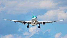 Flygbuss A330-200 Arkivfoto