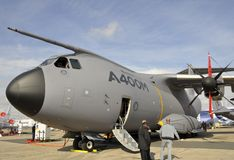 Flygbuss A400M Arkivfoton