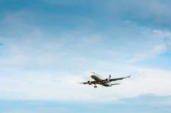 Flygbuss A320 D-AIUI av flygbolaget Lufthansa Arkivfoto