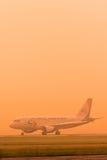 Flygbuss A320 Ural Airlines Royaltyfria Foton